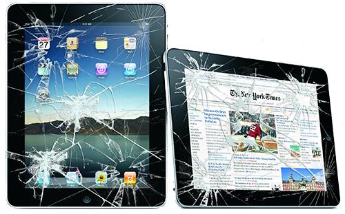 reparacion de pantallas de tablets