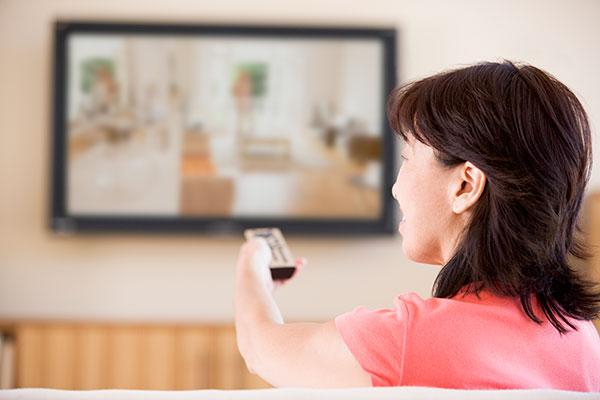 fallos de sonido en un televisor