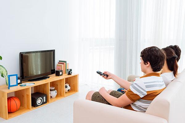 averías de televisores