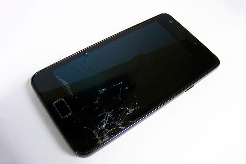 reparar una pantalla táctil