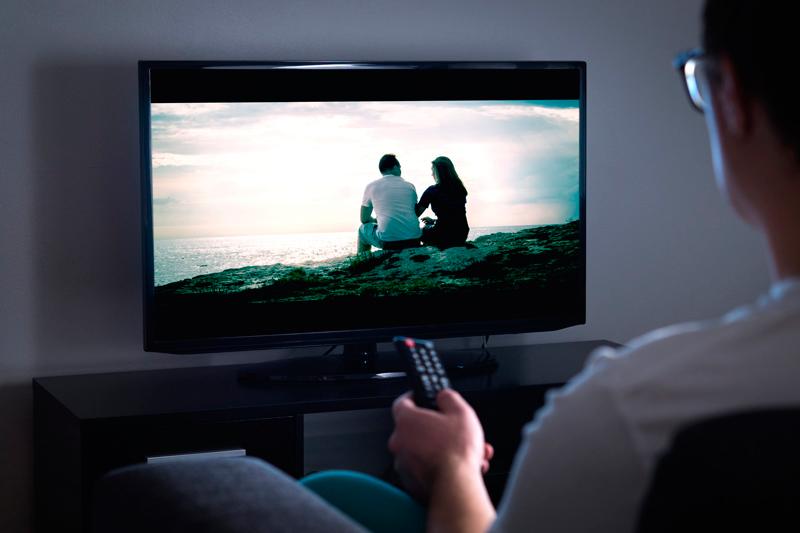 cuidar una TV de pantalla plana